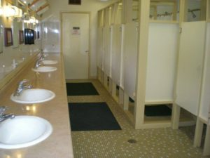 Bath/Shower facilities
